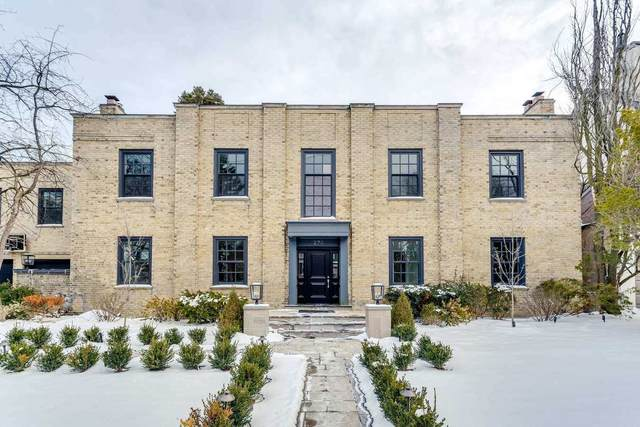 276 Forest Hill Rd, Toronto, ON M5P 2N6 (#C5104225) :: The Johnson Team