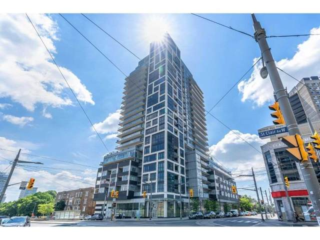 501 W St Clair Ave #203, Toronto, ON M5P 0A2 (MLS #C5105647) :: Forest Hill Real Estate Inc Brokerage Barrie Innisfil Orillia