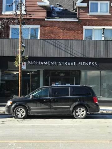 488 Parliament St, Toronto, ON M4X 1P2 (MLS #C5114739) :: Forest Hill Real Estate Inc Brokerage Barrie Innisfil Orillia