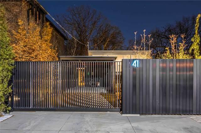 41 Alcina Ave, Toronto, ON M6G 2E7 (MLS #C5116454) :: Forest Hill Real Estate Inc Brokerage Barrie Innisfil Orillia