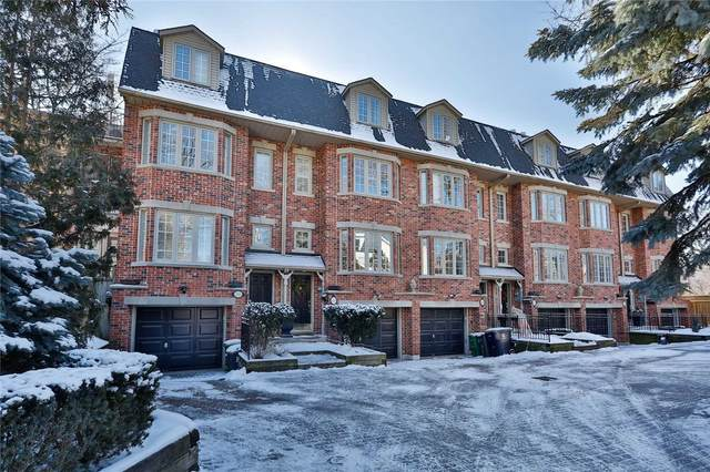 35F Spruce St, Toronto, ON M5A 2H8 (MLS #C5117758) :: Forest Hill Real Estate Inc Brokerage Barrie Innisfil Orillia