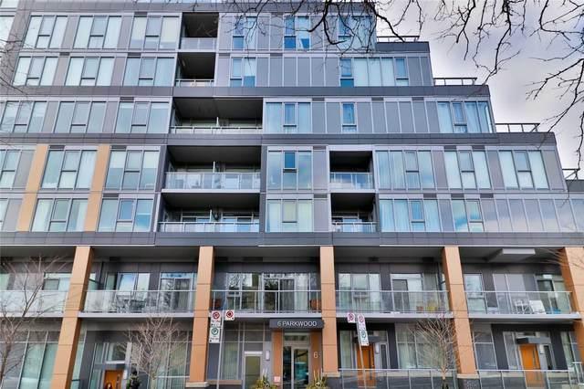 6 Parkwood Ave #418, Toronto, ON M4V 2W8 (#C5117994) :: The Johnson Team