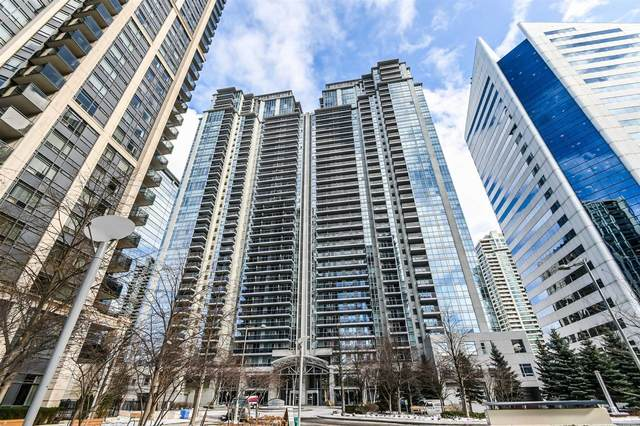 4968 Yonge St #1701, Toronto, ON M2N 5N7 (#C5120488) :: The Johnson Team