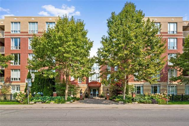 485 Rosewell Ave #512, Toronto, ON M4R 2B6 (MLS #C5122073) :: Forest Hill Real Estate Inc Brokerage Barrie Innisfil Orillia