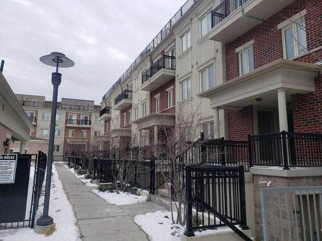 15 Coneflower Cres #243, Toronto, ON M2R 0A4 (#C5122989) :: The Johnson Team