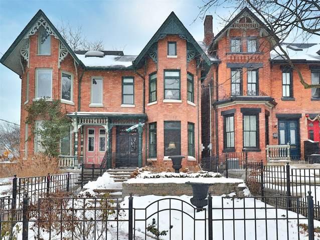 358 Sumach St, Toronto, ON M4X 1V4 (MLS #C5123199) :: Forest Hill Real Estate Inc Brokerage Barrie Innisfil Orillia