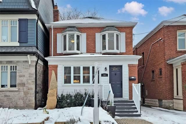 261 Briar Hill Ave, Toronto, ON M4R 1J3 (#C5123514) :: The Johnson Team