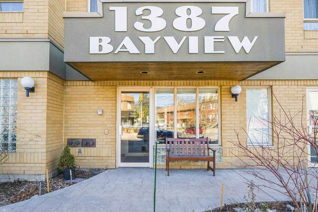 1387 Bayview Ave #206, Toronto, ON M4G 3A5 (MLS #C5123997) :: Forest Hill Real Estate Inc Brokerage Barrie Innisfil Orillia