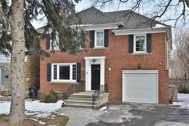23 Barwick Dr, Toronto, ON M3H 1J5 (#C5124332) :: The Johnson Team