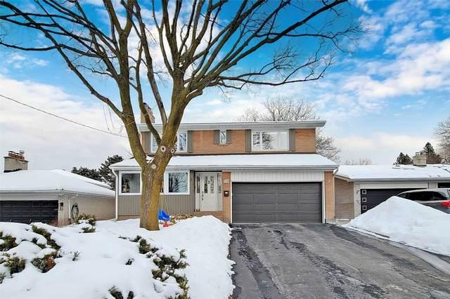 10 Hopperton Dr, Toronto, ON M2L 2S6 (MLS #C5124353) :: Forest Hill Real Estate Inc Brokerage Barrie Innisfil Orillia
