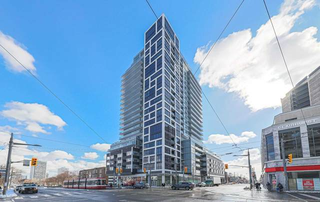 501 W St Clair Ave #903, Toronto, ON M5P 0A2 (MLS #C5124378) :: Forest Hill Real Estate Inc Brokerage Barrie Innisfil Orillia