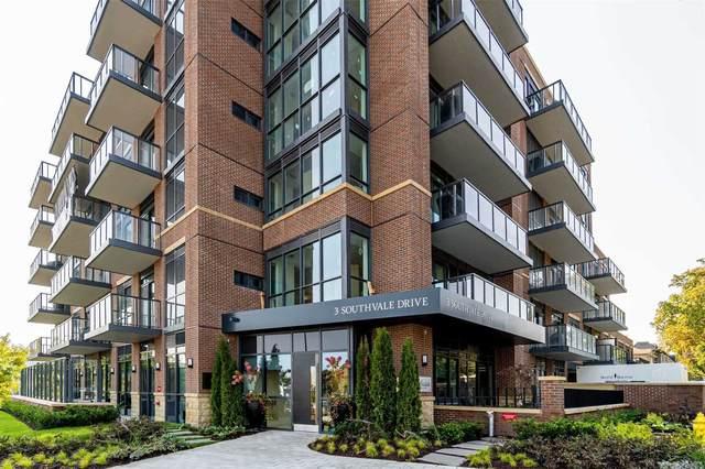 3 Southvale Dr #306, Toronto, ON M4G 1G2 (MLS #C5124968) :: Forest Hill Real Estate Inc Brokerage Barrie Innisfil Orillia