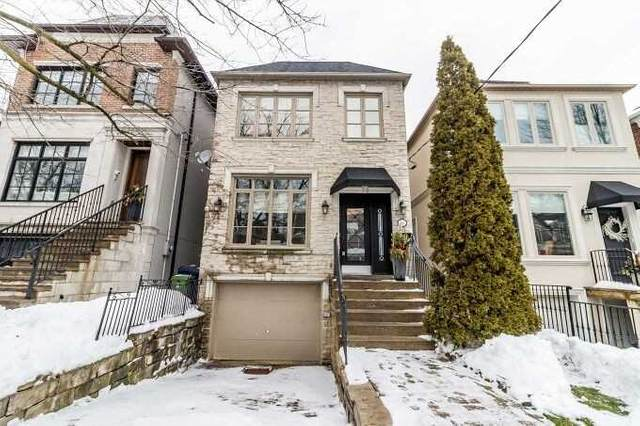 68 Roslin Ave, Toronto, ON M4N 1Z2 (#C5125848) :: The Johnson Team