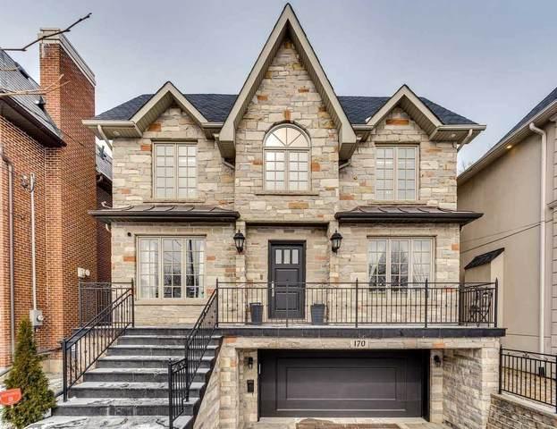 170 Dunblaine Ave, Toronto, ON M5M 2S5 (MLS #C5125850) :: Forest Hill Real Estate Inc Brokerage Barrie Innisfil Orillia