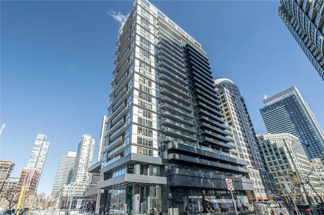 352 Front St #2107, Toronto, ON M5V 1B5 (MLS #C5126078) :: Forest Hill Real Estate Inc Brokerage Barrie Innisfil Orillia