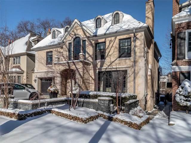 10 Killarney Rd, Toronto, ON M5P 1L8 (MLS #C5126322) :: Forest Hill Real Estate Inc Brokerage Barrie Innisfil Orillia