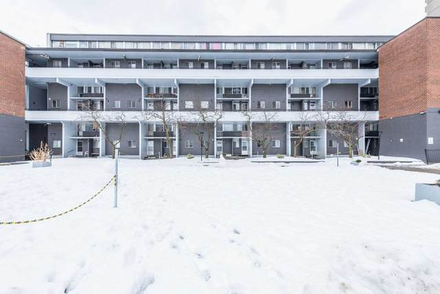 25 N Sunny Glen Way #118, Toronto, ON M3C 2Z5 (MLS #C5126483) :: Forest Hill Real Estate Inc Brokerage Barrie Innisfil Orillia