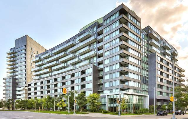 120 Bayview Ave N721, Toronto, ON M5A 3R7 (#C5126487) :: The Johnson Team