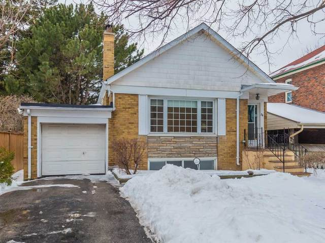 34 Grey Rd, Toronto, ON M5M 4E3 (MLS #C5126503) :: Forest Hill Real Estate Inc Brokerage Barrie Innisfil Orillia