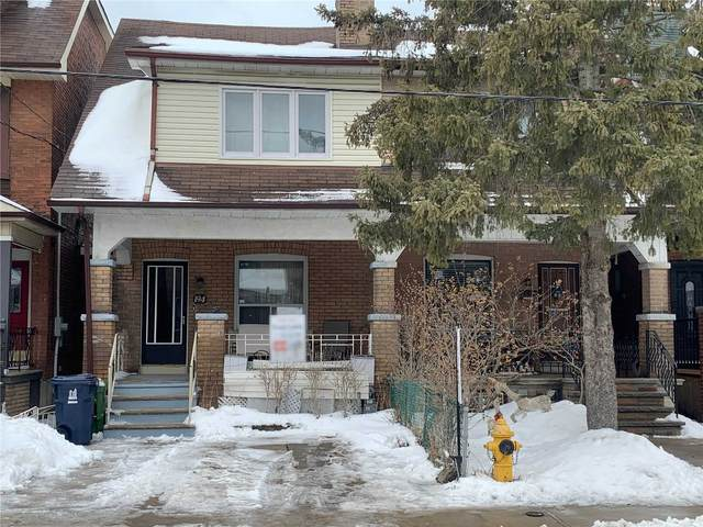 194 Lauder Ave, Toronto, ON M6E 3H4 (MLS #C5126894) :: Forest Hill Real Estate Inc Brokerage Barrie Innisfil Orillia