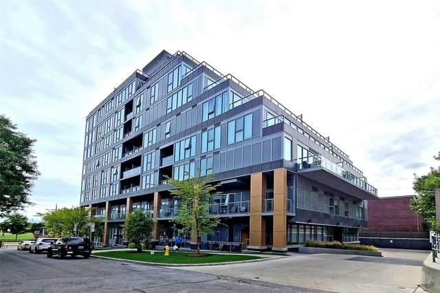6 Parkwood Ave #311, Toronto, ON M4V 0A3 (#C5126949) :: The Johnson Team