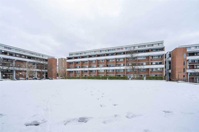 135 Leeward Glenway St #302, Toronto, ON M3C 2Z6 (MLS #C5127058) :: Forest Hill Real Estate Inc Brokerage Barrie Innisfil Orillia