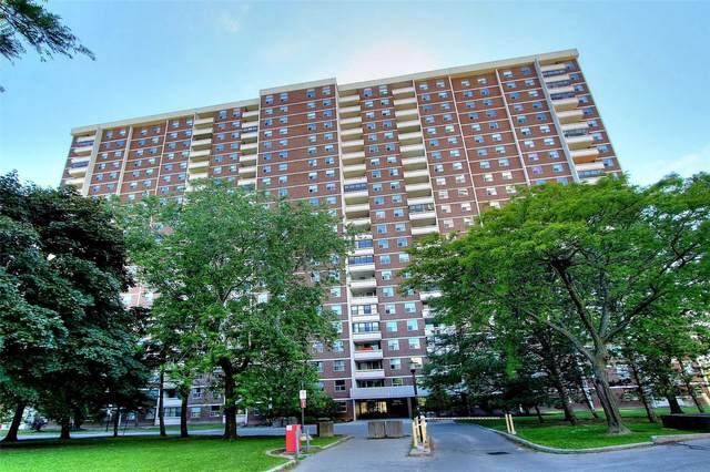 205 Hilda Ave #1707, Toronto, ON M2M 4B1 (#C5127775) :: The Johnson Team