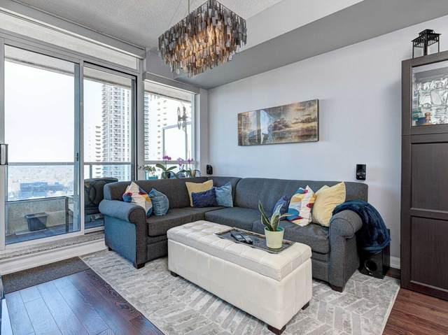 500 Sherbourne St #1801, Toronto, ON M4X 1L1 (MLS #C5127898) :: Forest Hill Real Estate Inc Brokerage Barrie Innisfil Orillia