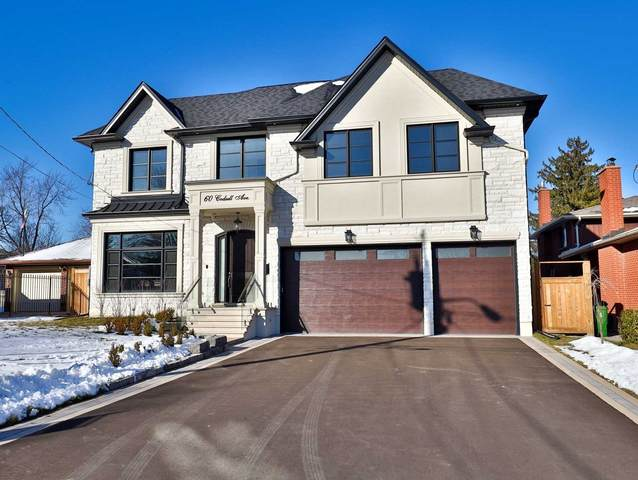 60 Codsell Ave, Toronto, ON M3H 3V9 (MLS #C5128304) :: Forest Hill Real Estate Inc Brokerage Barrie Innisfil Orillia