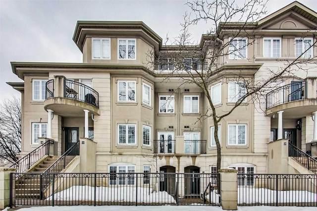 108 W Finch Ave C17, Toronto, ON M2N 6W6 (#C5128305) :: The Johnson Team