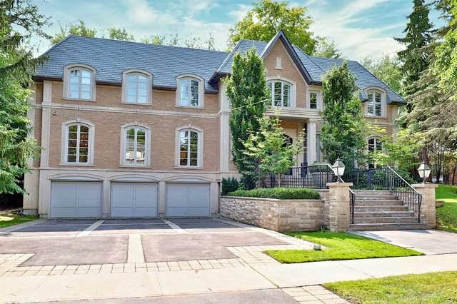7 Tudor Gate, Toronto, ON M2L 1N3 (MLS #C5128986) :: Forest Hill Real Estate Inc Brokerage Barrie Innisfil Orillia