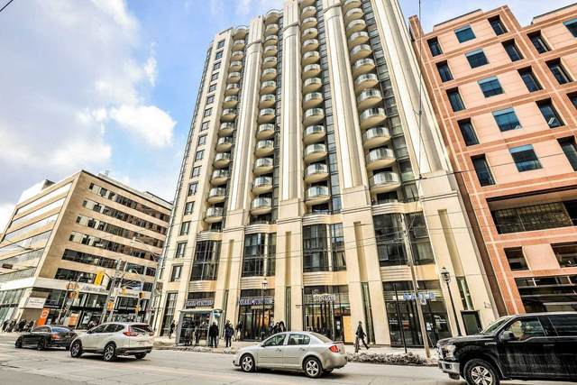 801 Bay St #607, Toronto, ON M5S 1Y9 (#C5130583) :: The Ramos Team