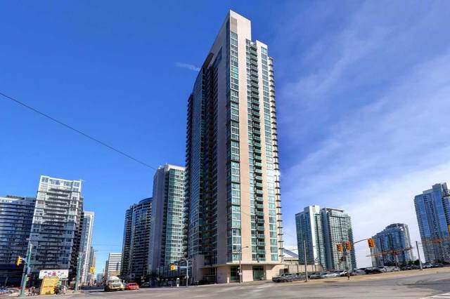 397 W Front St Ph7, Toronto, ON M5V 3S1 (#C5130737) :: The Ramos Team