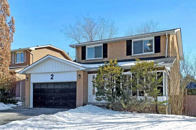 2 Shadberry Dr, Toronto, ON M2H 3C8 (MLS #C5130817) :: Forest Hill Real Estate Inc Brokerage Barrie Innisfil Orillia