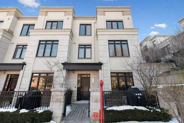 7 Oakburn Cres Th11, Toronto, ON M2N 2T5 (MLS #C5131240) :: Forest Hill Real Estate Inc Brokerage Barrie Innisfil Orillia