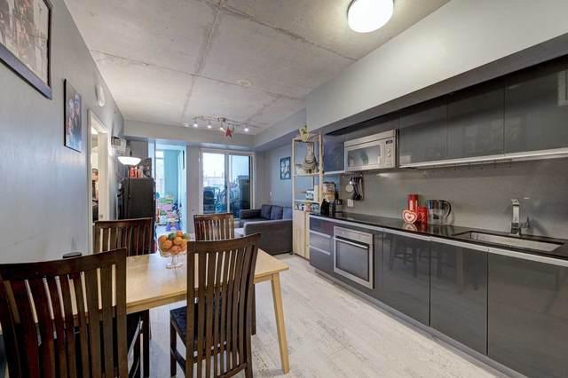 20 Gladstone Ave #206, Toronto, ON M6J 3K6 (MLS #C5131364) :: Forest Hill Real Estate Inc Brokerage Barrie Innisfil Orillia