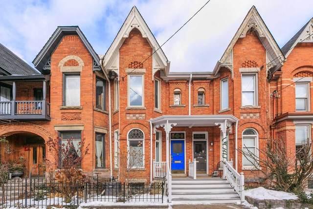 16 Salisbury Ave, Toronto, ON M4X 1C2 (MLS #C5131811) :: Forest Hill Real Estate Inc Brokerage Barrie Innisfil Orillia