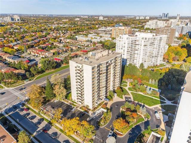 1201 W Steeles Ave #1003, Toronto, ON M2R 3K1 (MLS #C5131821) :: Forest Hill Real Estate Inc Brokerage Barrie Innisfil Orillia