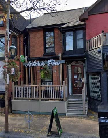 554 Parliament St, Toronto, ON M4X 1P6 (MLS #C5131922) :: Forest Hill Real Estate Inc Brokerage Barrie Innisfil Orillia
