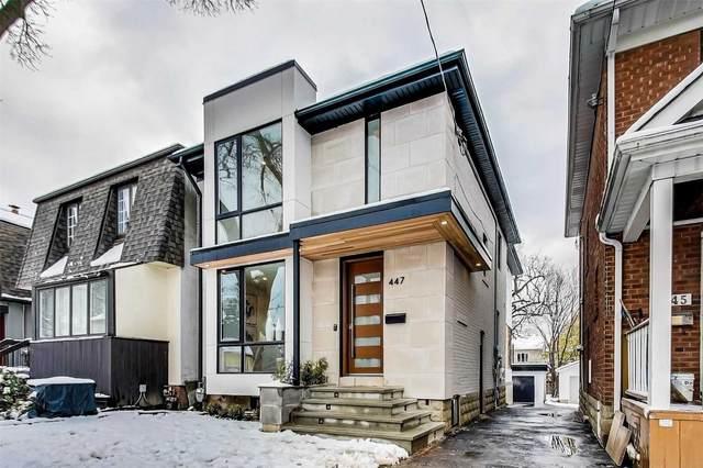 447 Soudan Ave, Toronto, ON M4S 1X1 (MLS #C5131978) :: Forest Hill Real Estate Inc Brokerage Barrie Innisfil Orillia