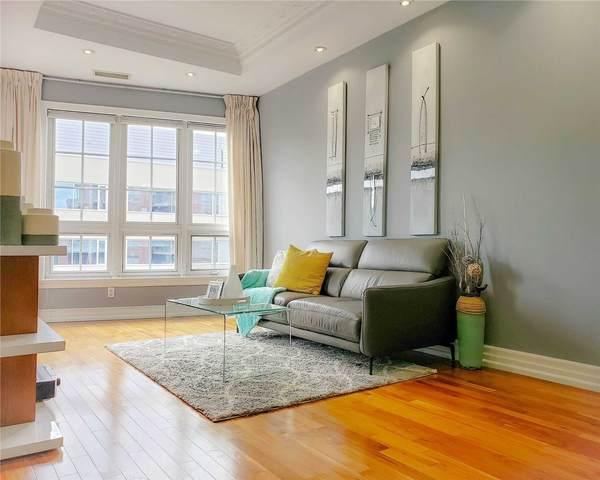 20 Burkebrook Pl #425, Toronto, ON M4G 0A1 (MLS #C5132006) :: Forest Hill Real Estate Inc Brokerage Barrie Innisfil Orillia