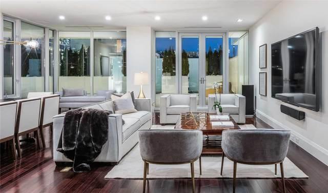 155 Cumberland St #1101, Toronto, ON M5R 1A2 (MLS #C5132185) :: Forest Hill Real Estate Inc Brokerage Barrie Innisfil Orillia