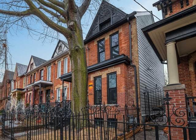 132 Spruce St, Toronto, ON M5A 2J5 (MLS #C5132277) :: Forest Hill Real Estate Inc Brokerage Barrie Innisfil Orillia