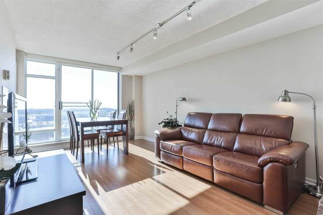 650 W Queens Quay #1608, Toronto, ON M5V 2Y7 (MLS #C5132584) :: Forest Hill Real Estate Inc Brokerage Barrie Innisfil Orillia