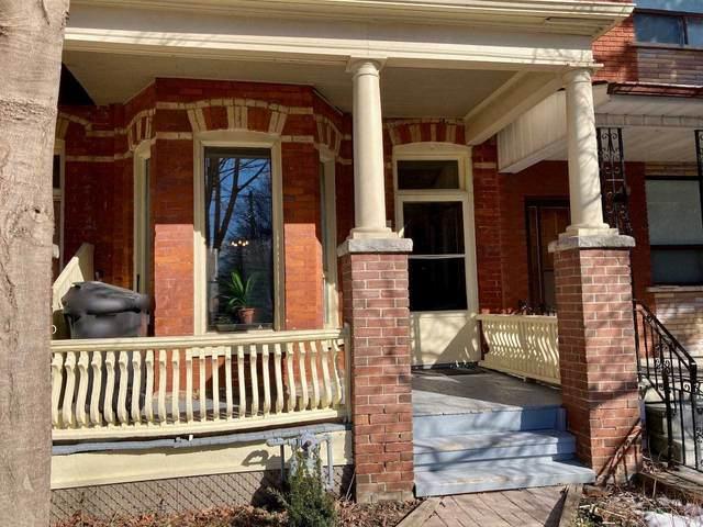 121 Major St, Toronto, ON M5S 2K9 (MLS #C5132815) :: Forest Hill Real Estate Inc Brokerage Barrie Innisfil Orillia
