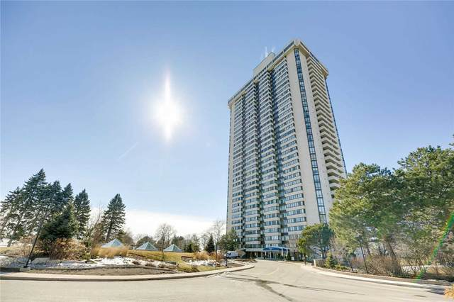 3303 Don Mills Rd #1704, Toronto, ON M2J 4T6 (MLS #C5133029) :: Forest Hill Real Estate Inc Brokerage Barrie Innisfil Orillia