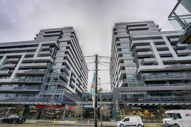 1030 W King St #816, Toronto, ON M6K 3N3 (MLS #C5133184) :: Forest Hill Real Estate Inc Brokerage Barrie Innisfil Orillia