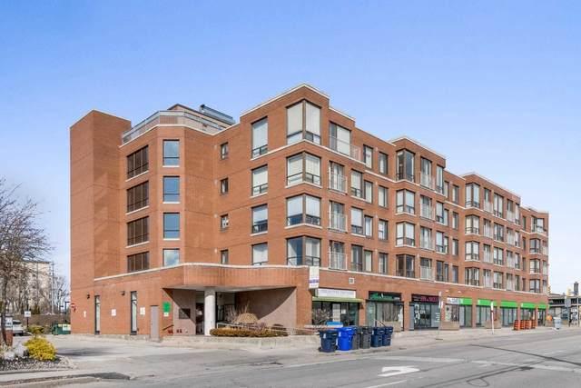 500 Glencairn Ave #503, Toronto, ON M6B 1Z1 (MLS #C5133209) :: Forest Hill Real Estate Inc Brokerage Barrie Innisfil Orillia
