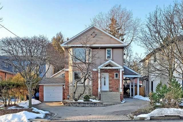 84 Poyntz Ave, Toronto, ON M2N 1J2 (MLS #C5133392) :: Forest Hill Real Estate Inc Brokerage Barrie Innisfil Orillia
