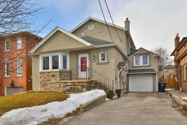 736 Glencairn Ave, Toronto, ON M6B 2A1 (MLS #C5133912) :: Forest Hill Real Estate Inc Brokerage Barrie Innisfil Orillia